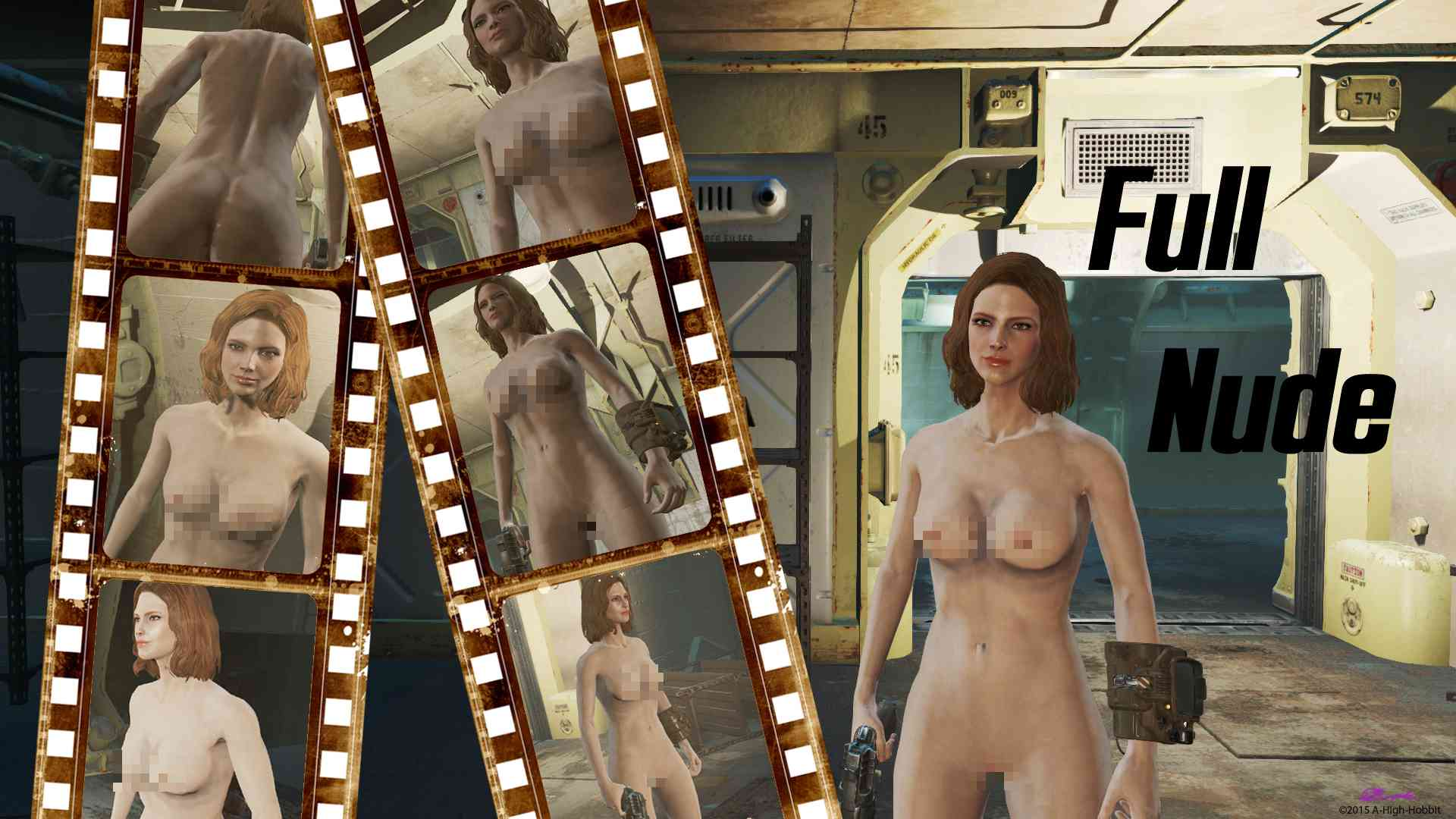 Fallout 4 nude patch succubus cartoon images