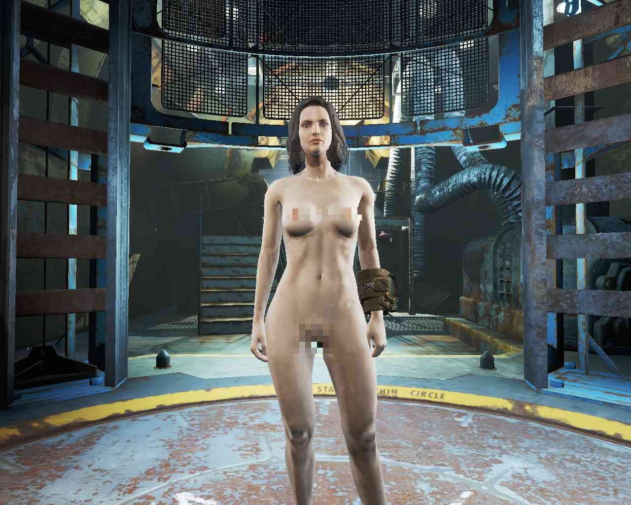 Halo 4 female nude mod xxx photo