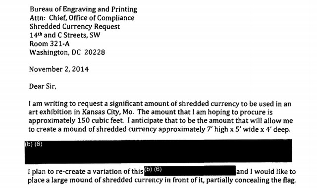 37 Reasons Actual People Asked the US Treasury for Bags of