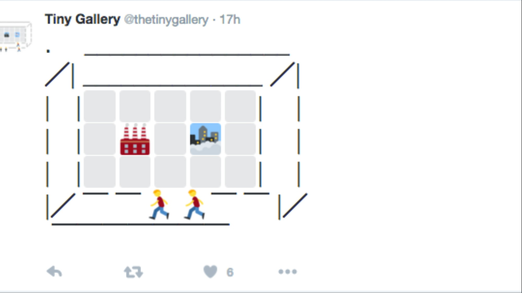 Emojis Are Art in This Twitter Bot ASCII Gallery - VICE