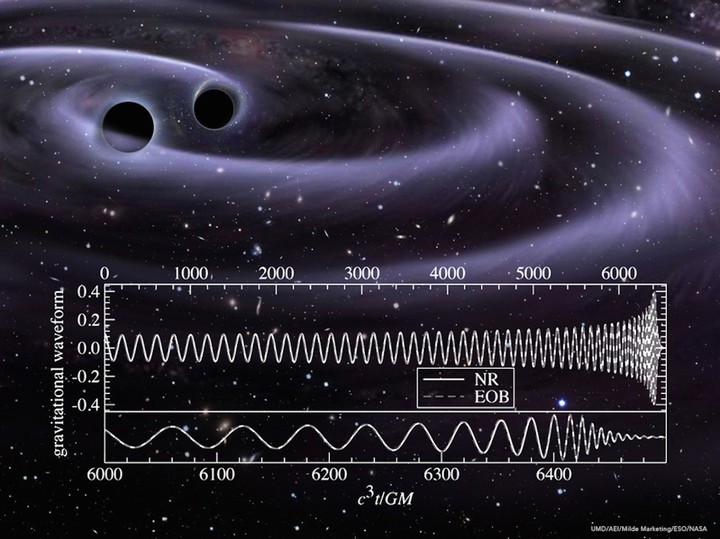 This Composer Made Music Out of Gravitational Waves