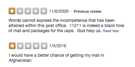 Why Is the Post Office Still a Thing?