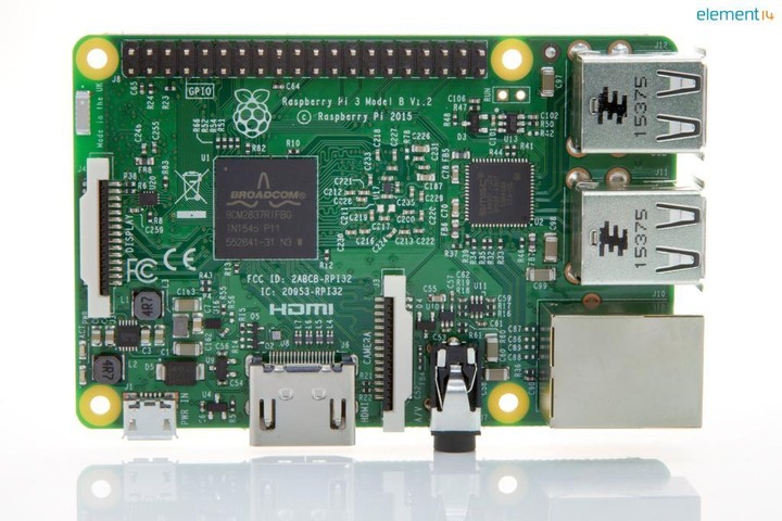 The Raspberry Pi 3 Is Built for the Internet of Things