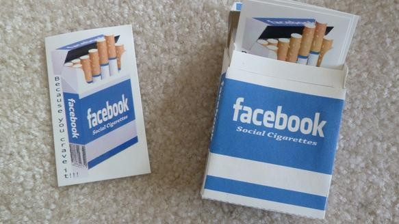 Is Facebook More Addictive Than Cigarettes?