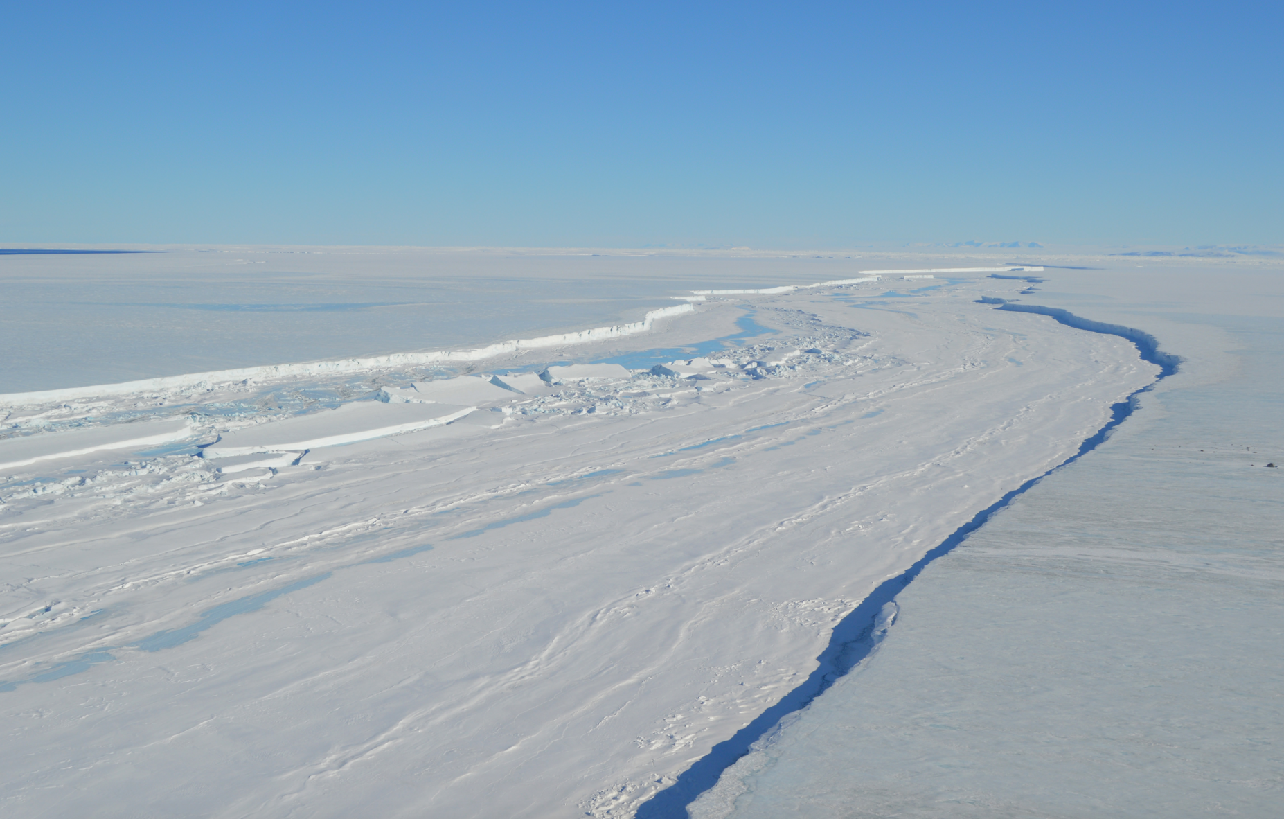 NASA Scientists Warn a 30-Mile Ice Shelf Will Soon Break Off Antarctica