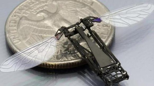 Origami Microbot Bees Are Here