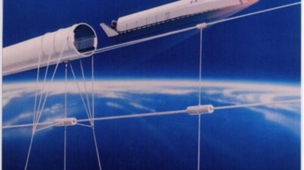 Space Trains Will Launch Us Into the Future