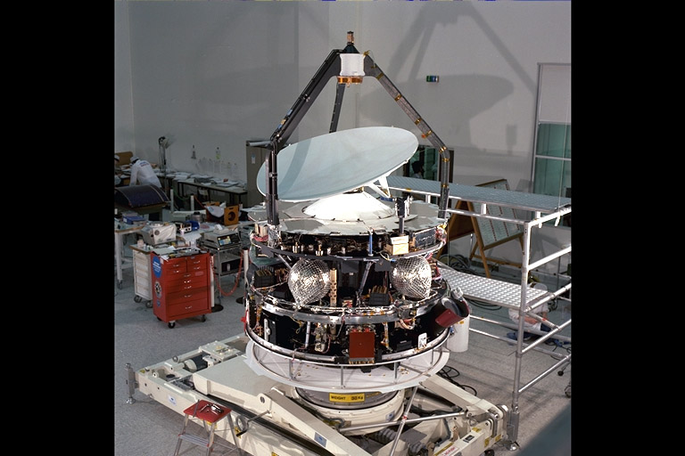 Happy Anniversary Giotto, the Probe That Flew By Halley's ...