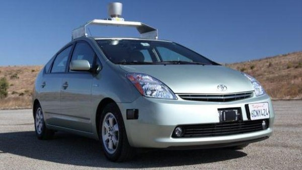 Google's Awesomely Terrifying Self-Driving Car