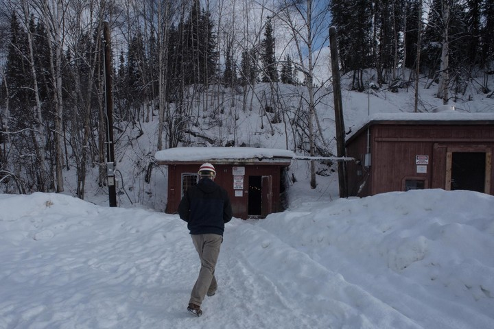 Peer Inside the Alaskan Permafrost Tunnel That Doubles as a Science Lab