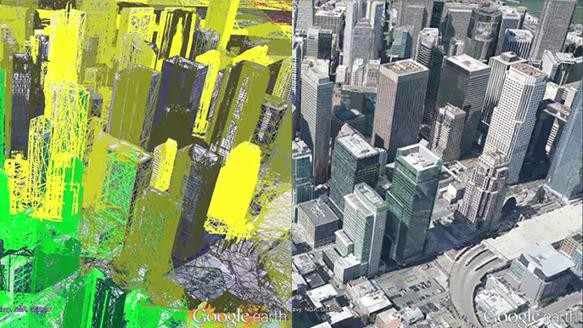 Even in 3D, Google's New Map is Underwhelming