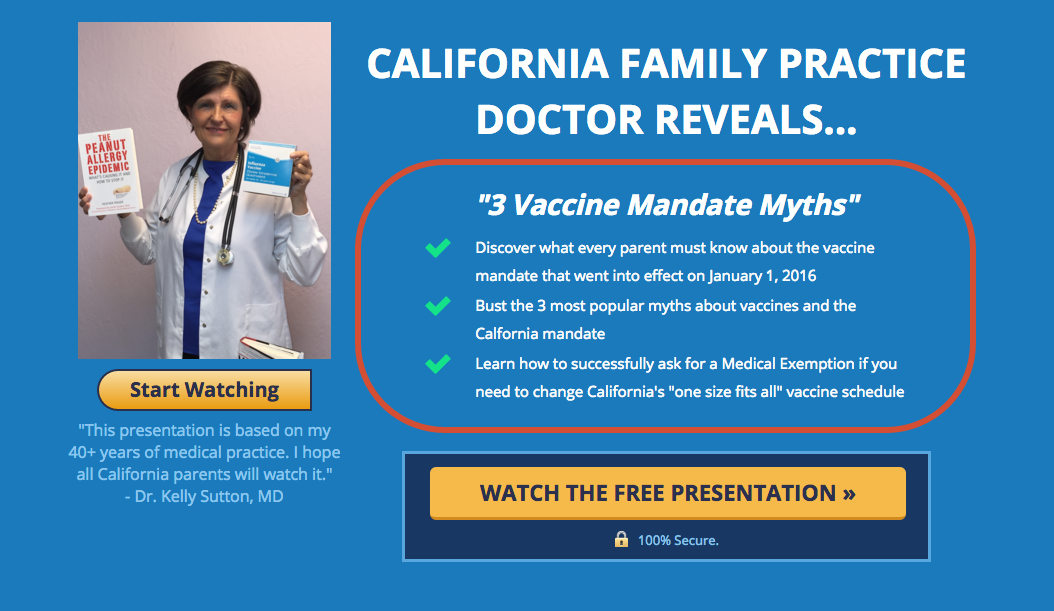 California Doctors Are Advertising Ludicrous Medical Exemptions to ...