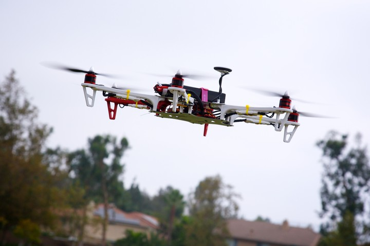 A Canadian Startup Wants to Replace Drone Batteries With a Gas Engine