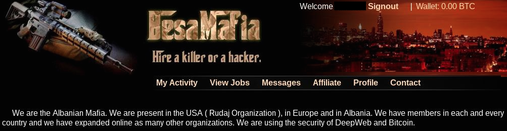 This Fake Hitman Site Is the Most Elaborate, Twisted Dark Web Scam