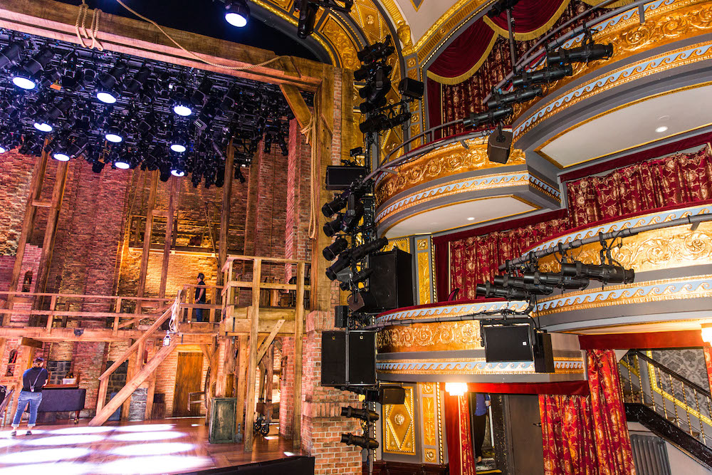 hamilton is revolutionizing the art and science of broadway sound