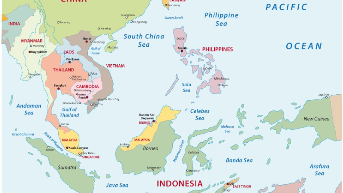Chinese Hackers Thought to Target Philippines Over South
