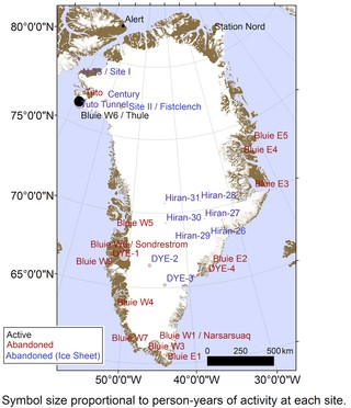 A Nuclear-Powered US Military Ice Base Will Resurface as the