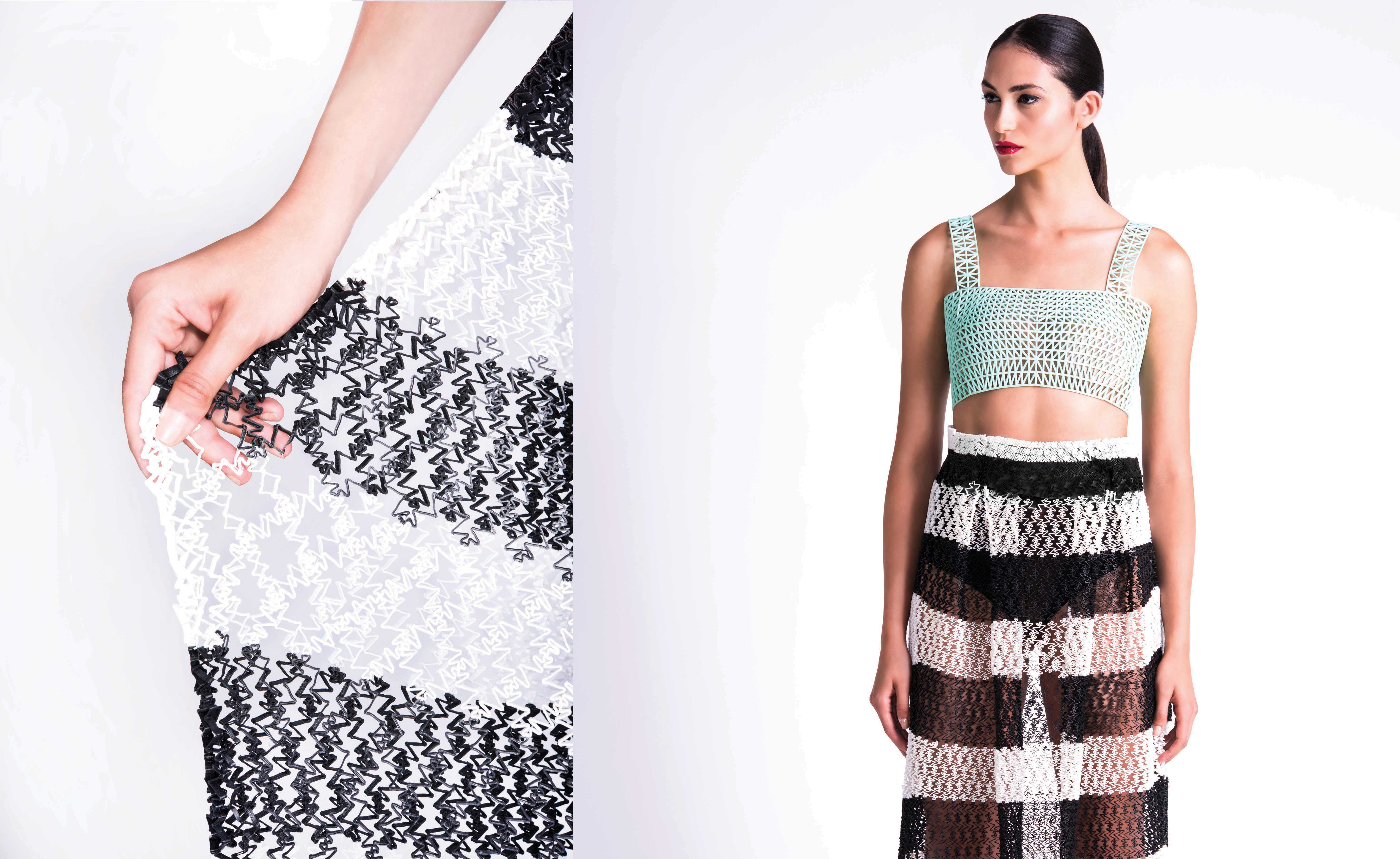 3D Printed Clothes Are Hitting the Runway, and Then Your Closet ...