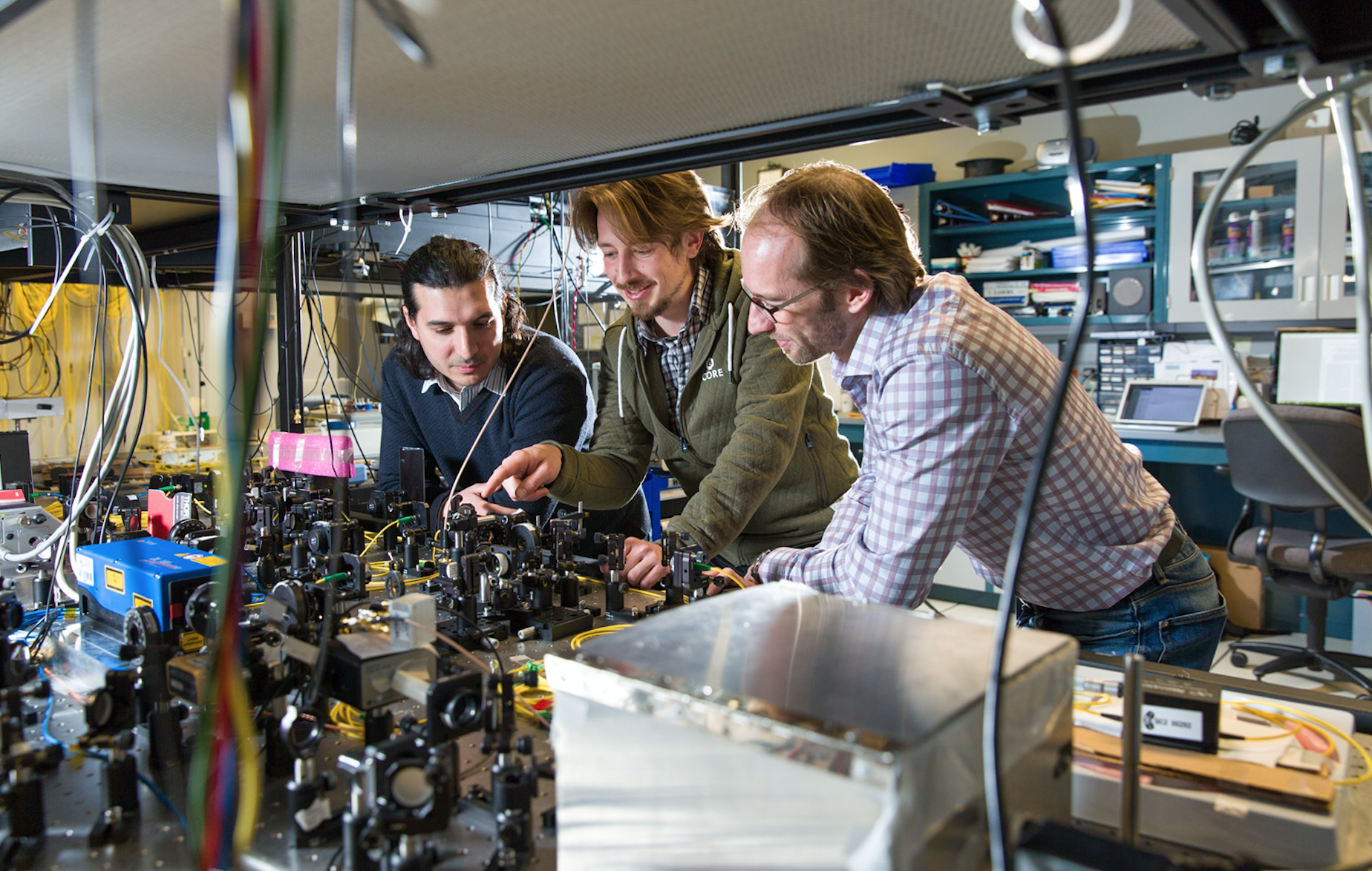 Scientists Set a New Distance Record for Quantum Teleportation
