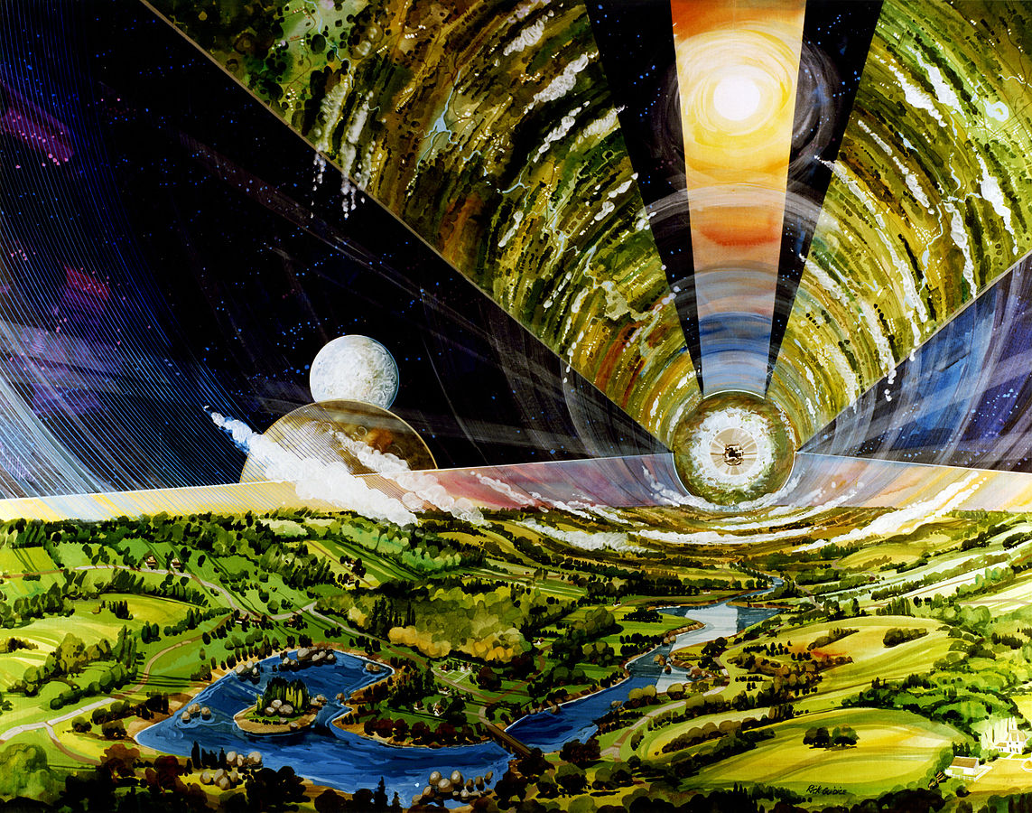 What benefits can we get out of space travel?