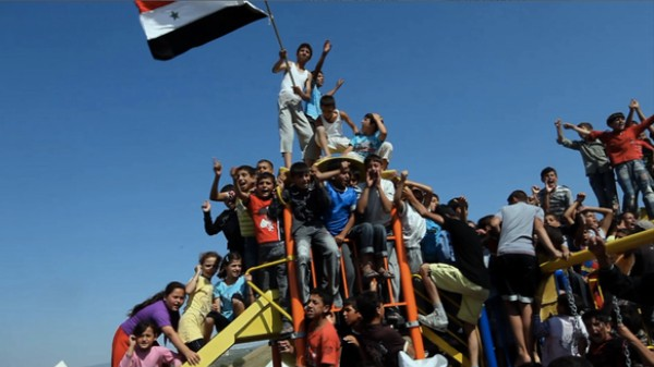 Has Math Screwed the Syrian Revolution? An Interview with Bruce Bueno de Mesquita