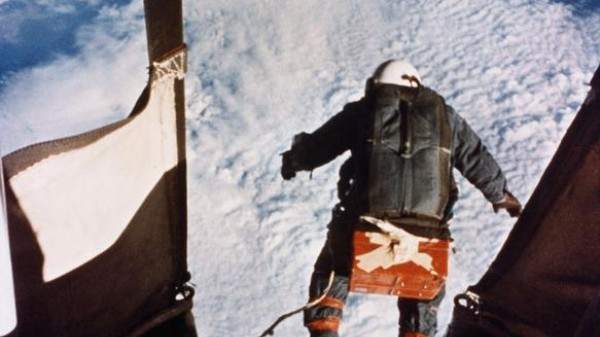 Joe Kittinger Was Jumping From the Stratosphere Before It Was Cool