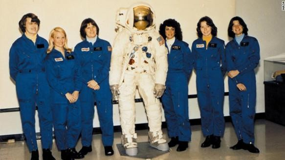 Sally Ride's Astronaut Class Completely Changed NASA's Demographics