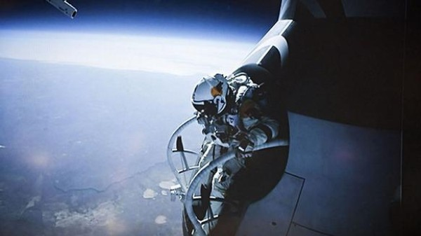 Felix Baumgartner Preps To Be the First Skydiver To Fall Through the Sound Barrier