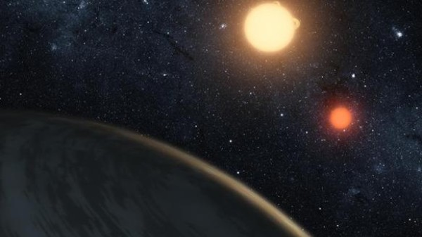 NASA Finds Us Our Very Own Tatooine 200 Light-Years Away
