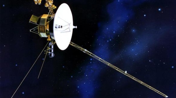 Voyager 1's Exit From Our Solar System Has Only Taken 35 Years