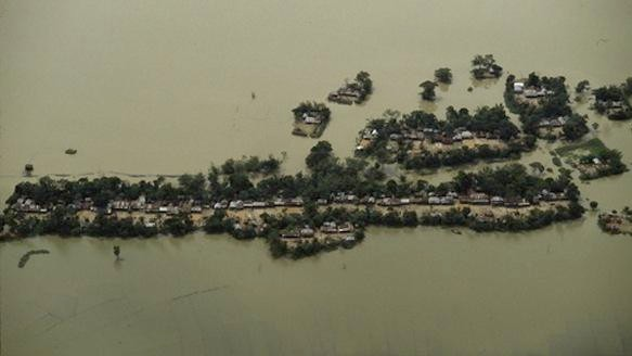 Climate Change Will Obliterate the Global Economy and Doom the Poor. Twitter Reax