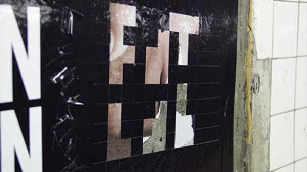Subvert Advertising with 8-Bit Graffiti