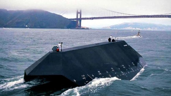 Want to Buy the Navy's Most Secret Stealth Ship? It's Up for Auction