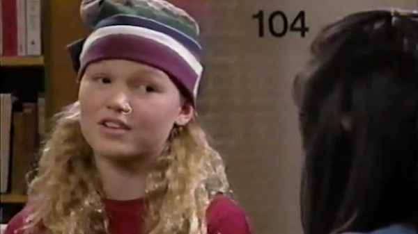 Julia Stiles in '94: 'Can You Jam with the Console Cowboys in Cyberspace?'