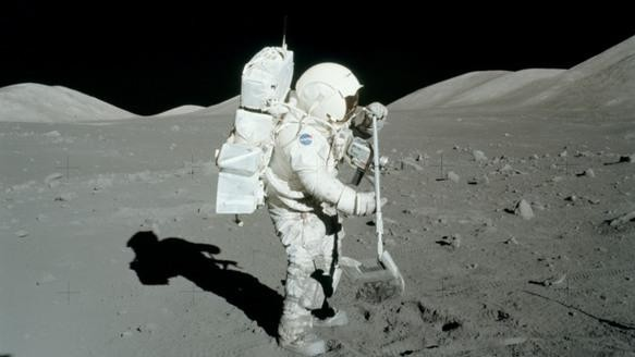 Stolen Moon Rocks Were Just Found, But Many Are Still Missing