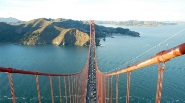 The Golden Gate Bridge Is at the Edge of Anti-Suicide Infrastructure