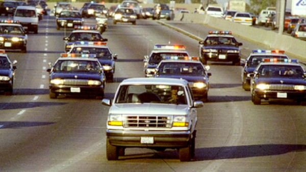 Looks Like You Can Rent O.J. Simpson's White Bronco for Parties Now