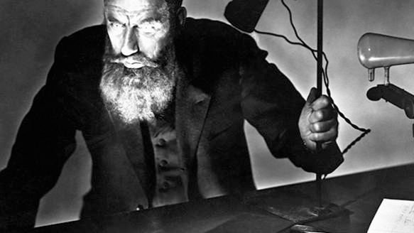 Strokes of Genius: Physics' Greatest Beards