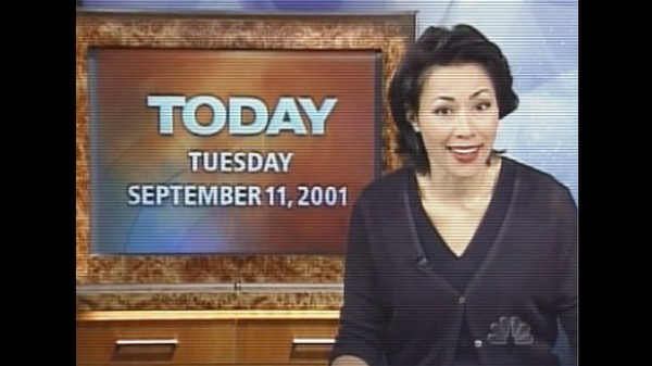 It's Too Quiet: The Eerie Early Morning TV of 9/11