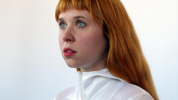 When Flesh and Sweat Meet Future-Music: Holly Herndon,