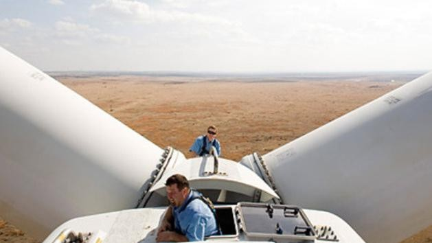 Texas Is Now One-Quarter Wind Powered
