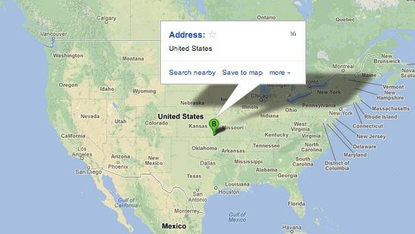 According to Google, the Heart of America is in Independence, Kansas
