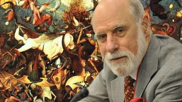 Internet Hall of Famer Vint Cerf's Other Elegies