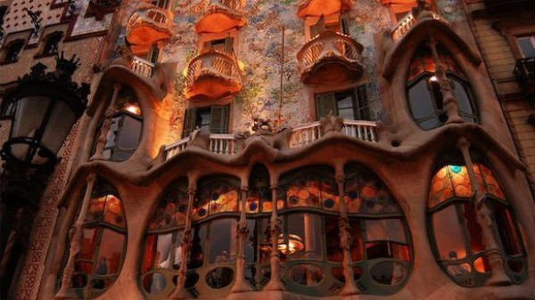 Say Happy Birthday to Antoni Gaudí With These Eye-Twisting Designs