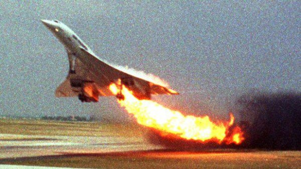 Flight 4590 Didn't Kill the Concorde, Costs Did