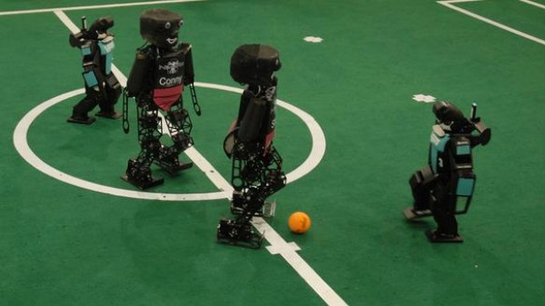 Robots Want To Compete In the 2050 World Cup