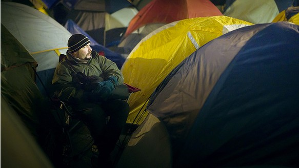 What Occupy's Tents Meant