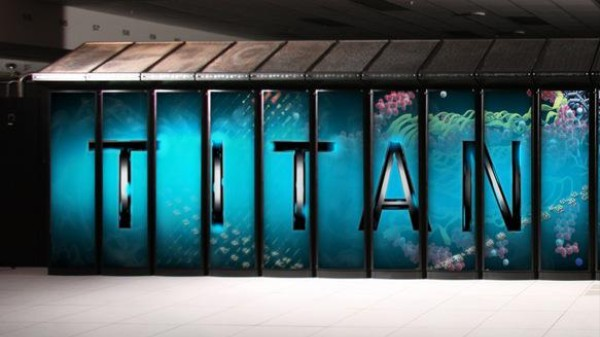 Titan: The Most Super of All the Supercomputers