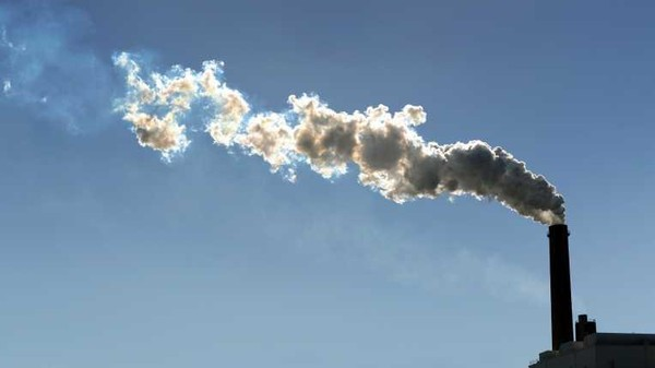 We Just Dumped 38.2 Billion Pounds of CO2 Into the Atmosphere