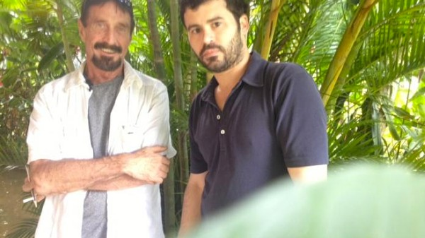 On the Lam with John McAfee